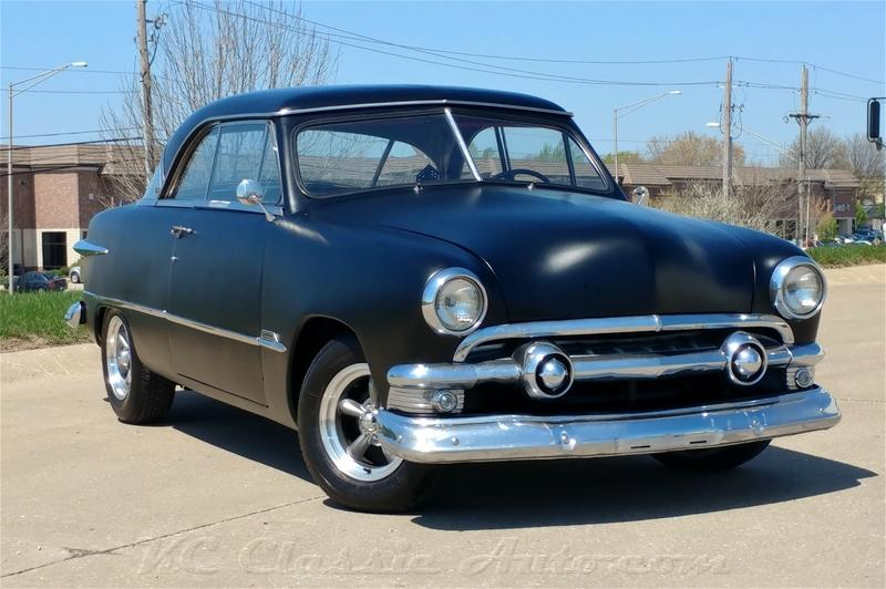 1951 ford victoria 2 door 302 v8 5spd for sale muscle for 1951 ford 2 door hardtop