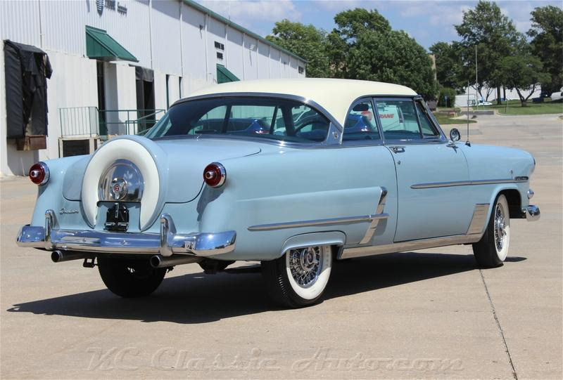 1953 ford crestline victoria ac for sale muscle cars for 1953 ford crestline victoria 2 door hardtop