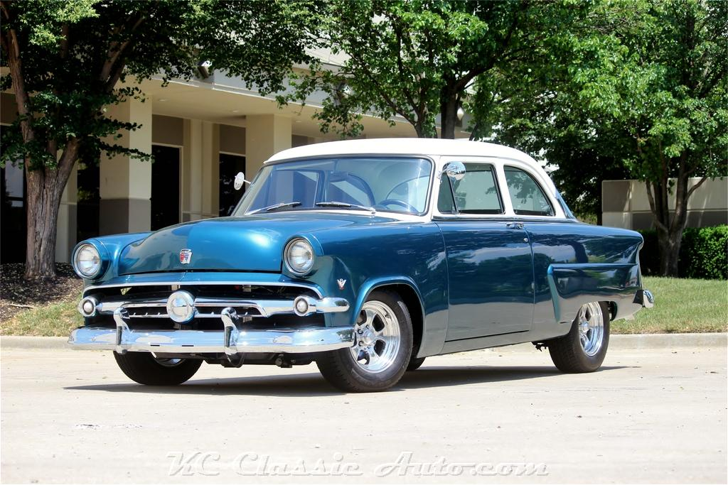 1954 FORD Mainline 302V8 5spd AC for sale, Muscle Cars, Collector ...