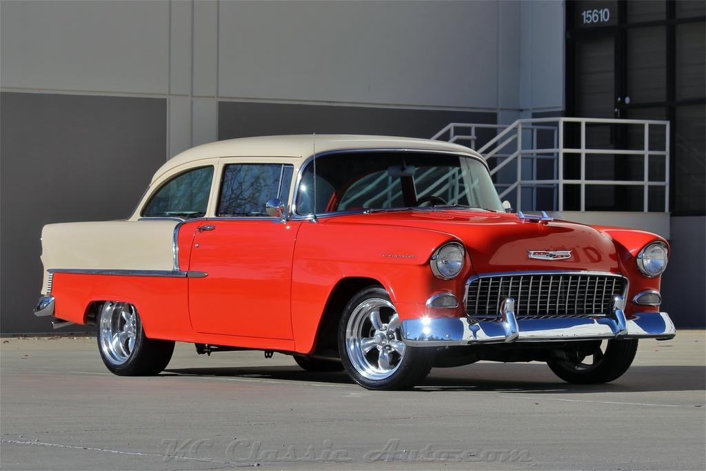 1955 CHEVROLET 210 350V8 Automatic AC for sale, Muscle Cars ...