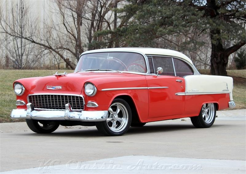 55 chevy hardtop for sale