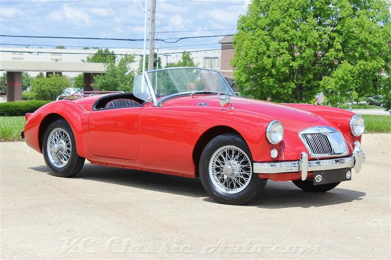 MG MGA For Sale Muscle Cars Collector Antique And Vintage - Classy classic cars