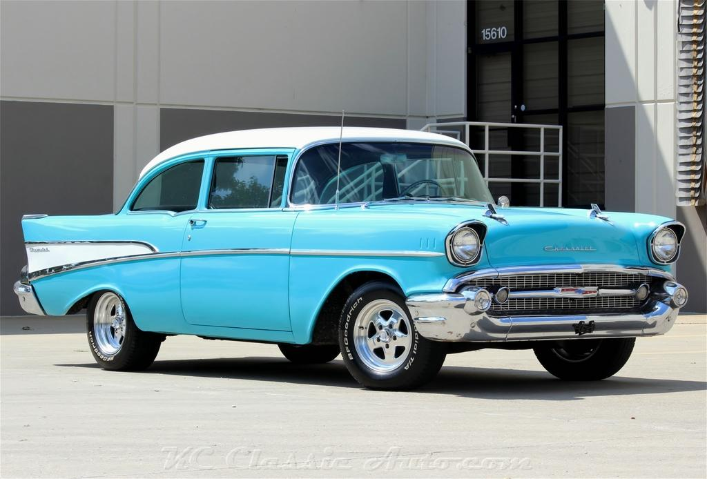 1957 CHEVROLET 210 Original drivetrain for sale, Muscle Cars ...