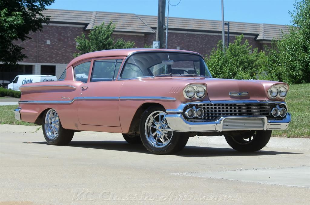 1958 CHEVROLET Delray 400 V8 for sale, Muscle Cars, Collector ...