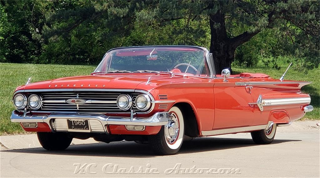 Chevy Impala Convertible