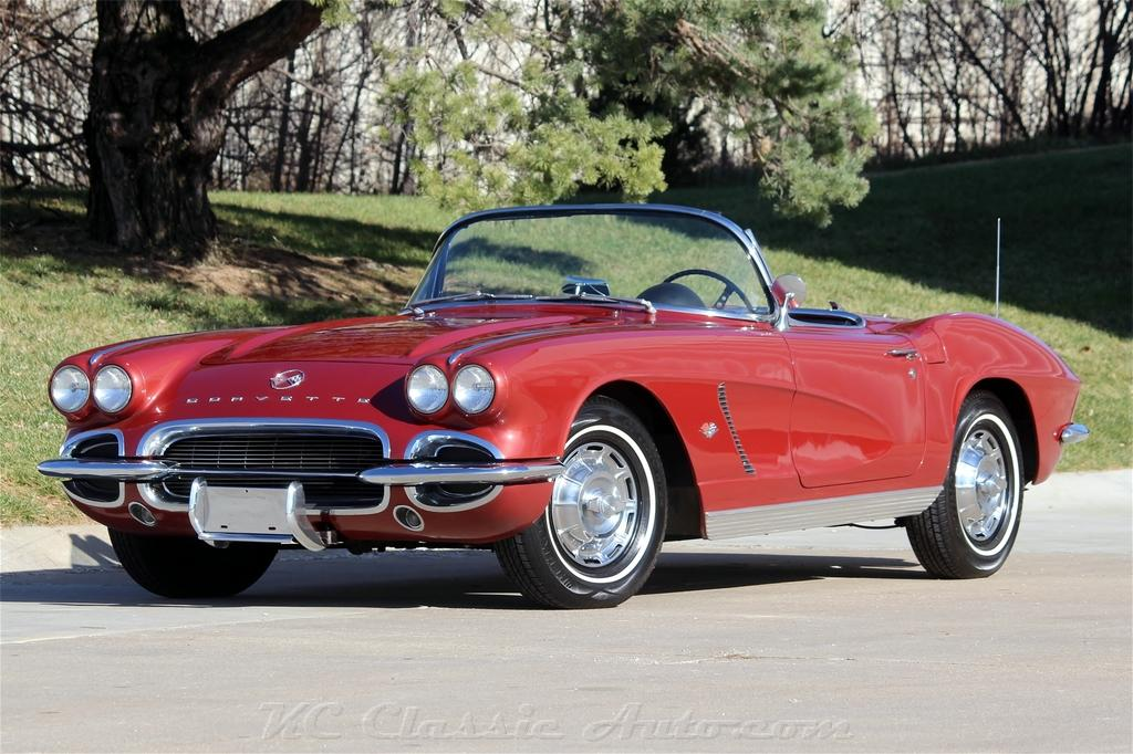 1962 CHEVROLET CORVETTE RESTORED EXCELLENT CONDITION for sale ...