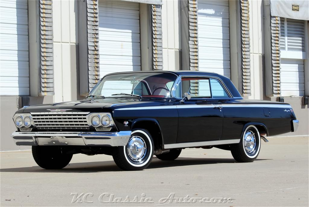 1962 CHEVROLET IMPALA SS 409 4SPD RESTORED for sale, Muscle Cars ...