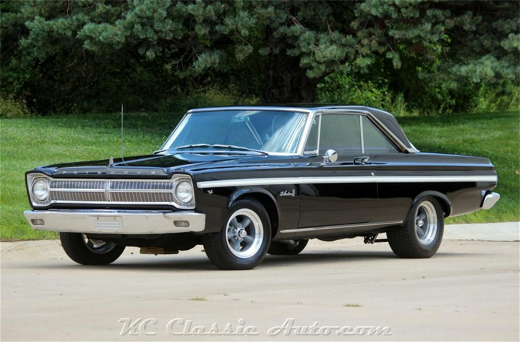 1965 PLYMOUTH Belvedere II Max Wedge 550hp with a Tremec 5spd, Mopar ...