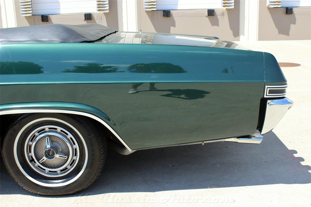 Chevrolet Impala Convertible Big Block Ac For Sale