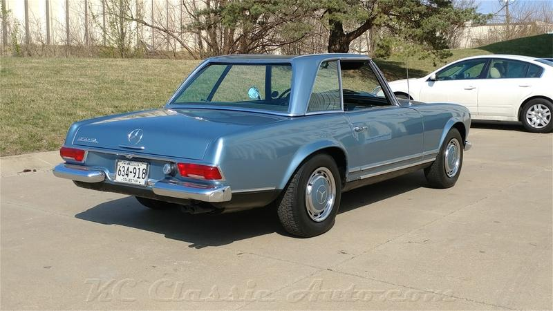 1967 mercedes benz 250sl pending deal for sale for Mercedes benz inspection cost