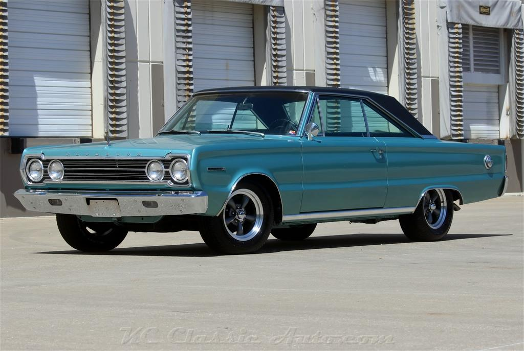 1967 PLYMOUTH BELVEDERE II 383 V8 AUTOMATIC , Mopar for sale ...