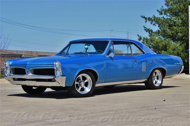 Click for 1967 Pontiac LeMans 455   Automatic (455 V8, TH350 Automatic)