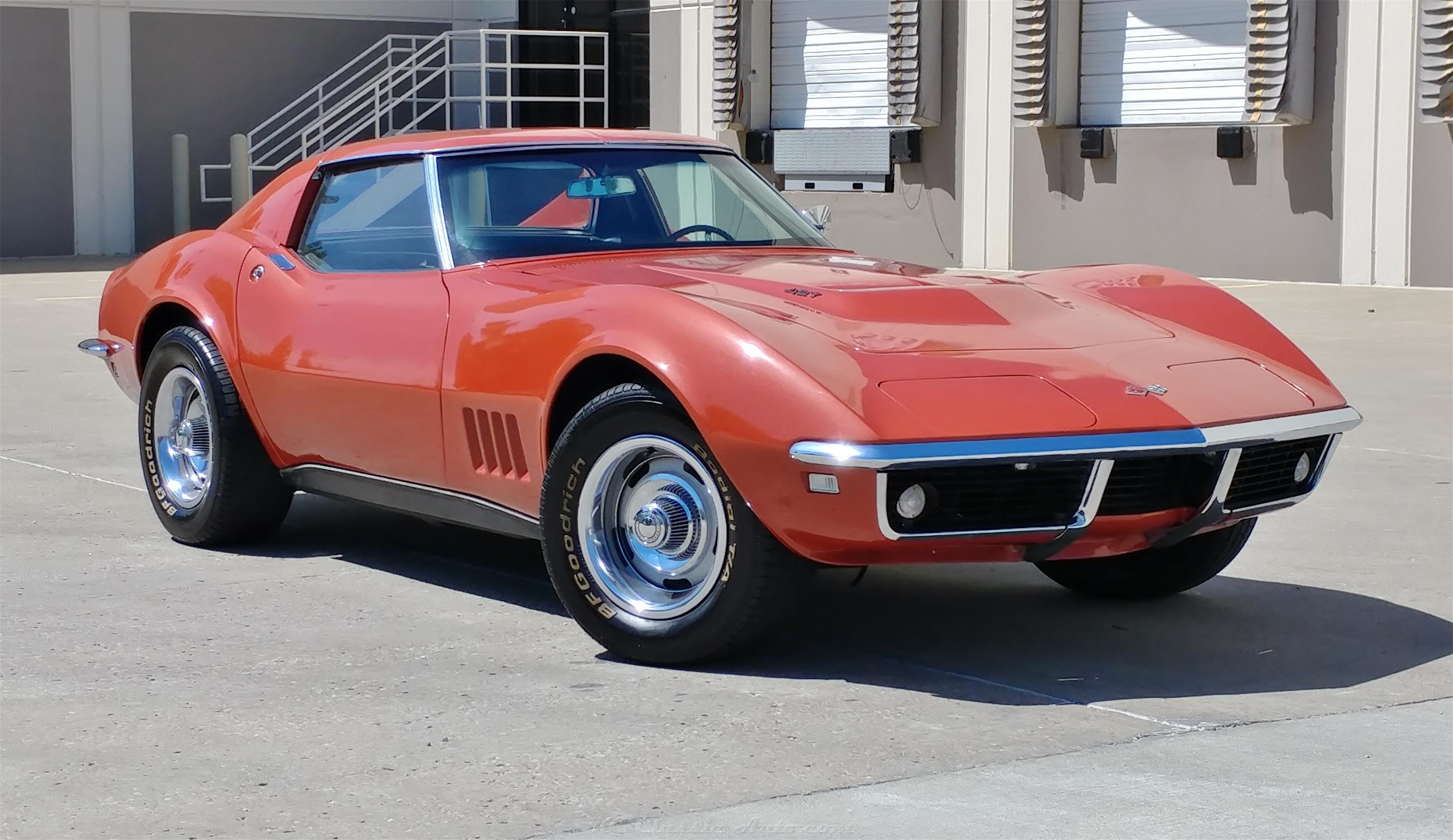 1968 CHEVROLET Corvette 427 Tri Power EXCELLENT Condition for sale ...