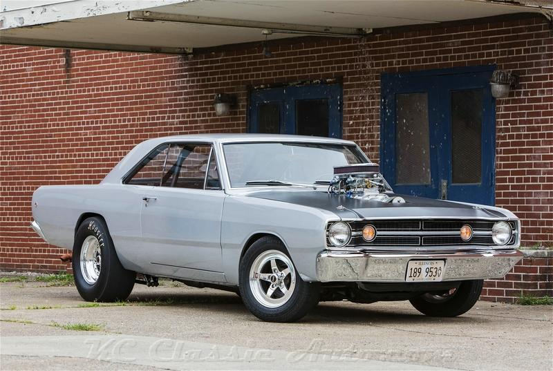 1968 DODGE Dart 505ci Hemi Supercharged, Mopar for sale, Muscle Cars