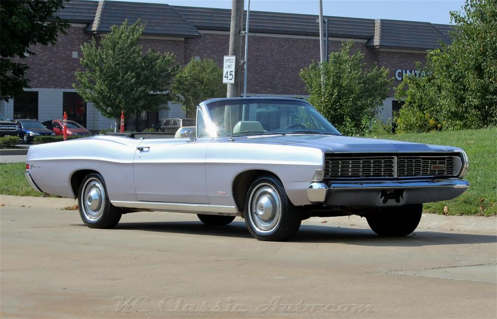 1968 FORD GALAXIE 500 CONVERTIBLE 390V8 for sale, Muscle Cars ...
