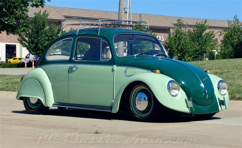 1968 Volkswagen Bettle Super Nice