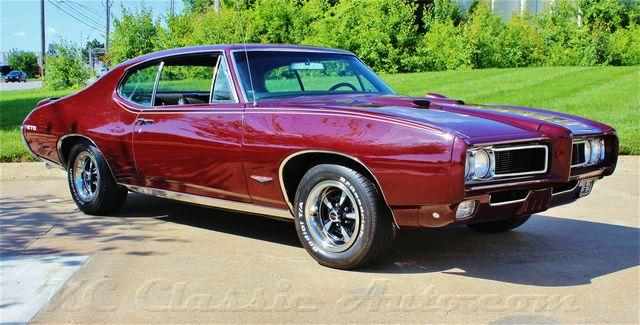 Click for 1968 Pontiac GTO 400 Automatic (400 / 350 HP, Auto)