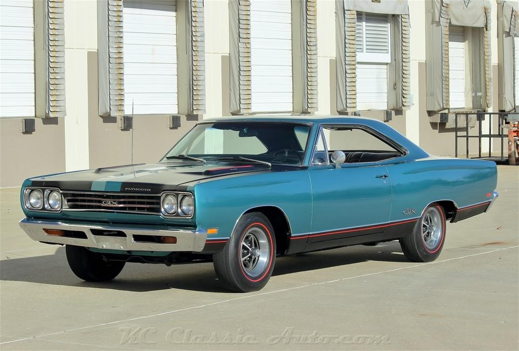 1969 PLYMOUTH GTX 440 Super Commando, Mopar for sale, Muscle Cars ...
