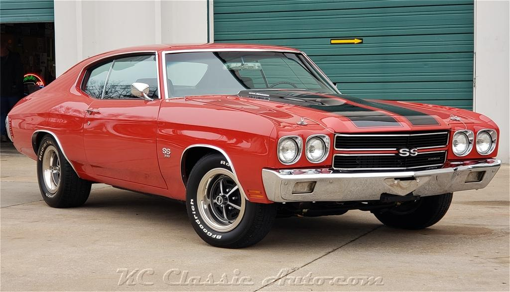 1970 CHEVROLET Chevelle SS Built 396 Real SS for sale