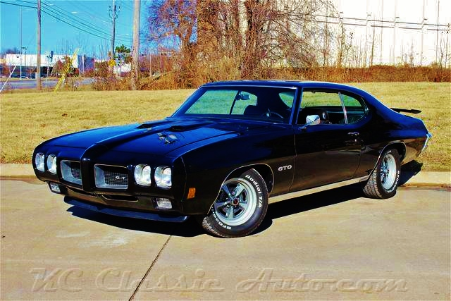 Click for 1970 Pontiac GTO 400 4 Speed with A/C (400, 4 Speed)