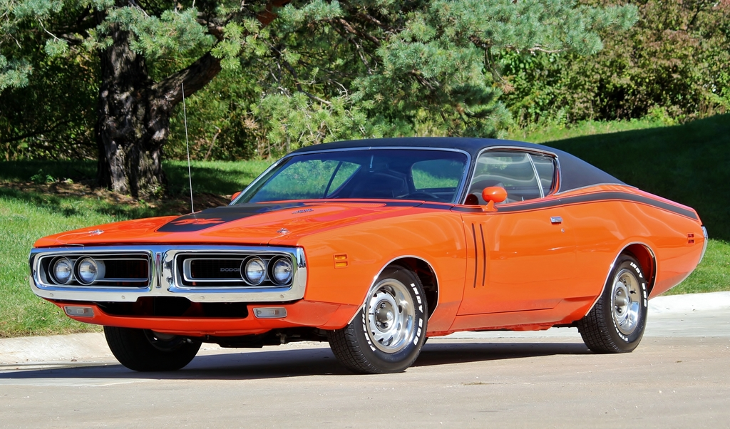 1971 DODGE Charger R/T EXCELLENT 440 Six Pack Super Trac Pack, Mopar ...