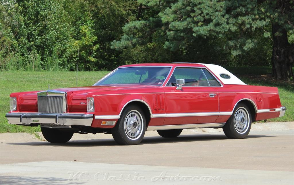 1979 LINCOLN MARK V !!! PENDING DEAL !!! for sale, Muscle Cars ...