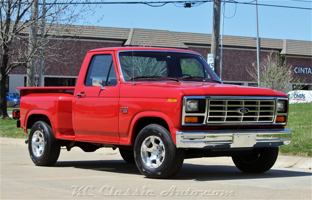 1982 FORD F100 !!!PENDING DEAL!!! for sale, Muscle Cars, Collector ...
