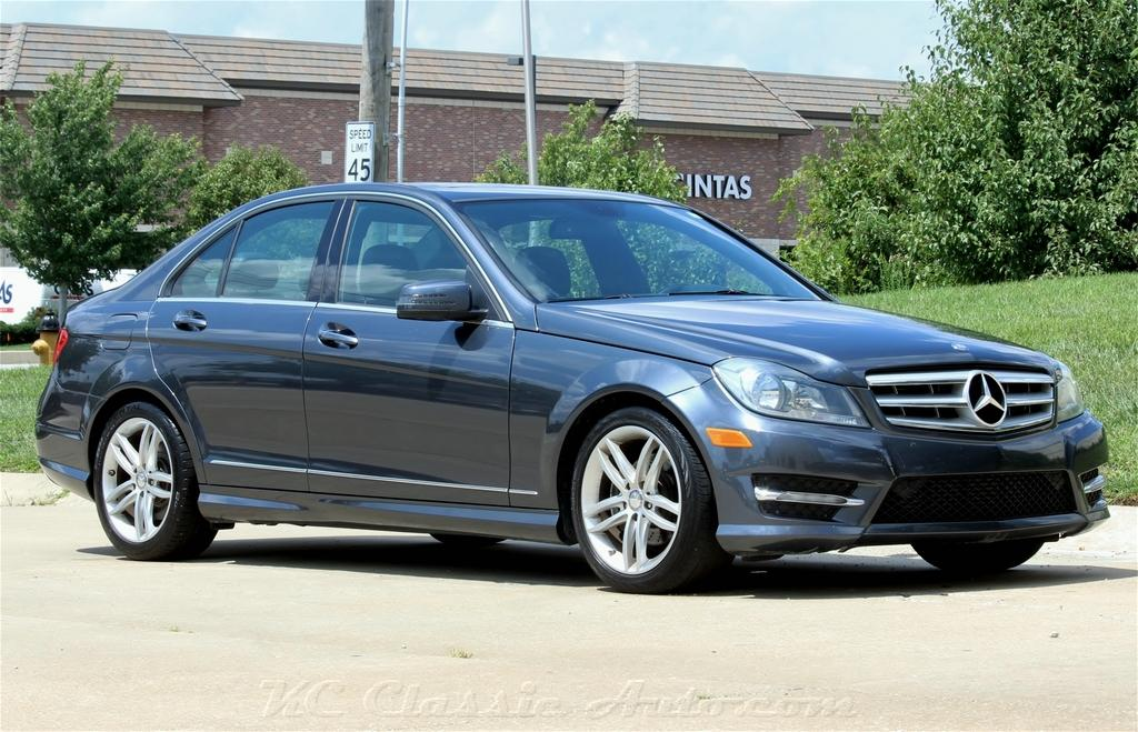2013 mercedes benz c250 sport for sale muscle cars collector antique and vintage cars. Black Bedroom Furniture Sets. Home Design Ideas