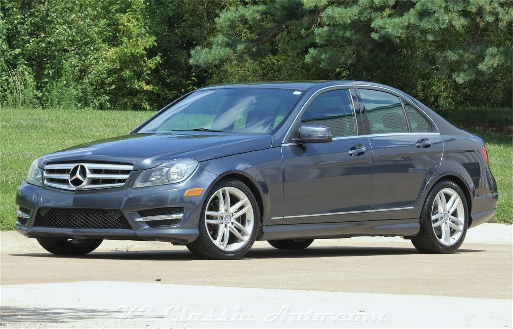 2013 MERCEDES BENZ C250 SPORT for sale, Muscle Cars, Collector ...