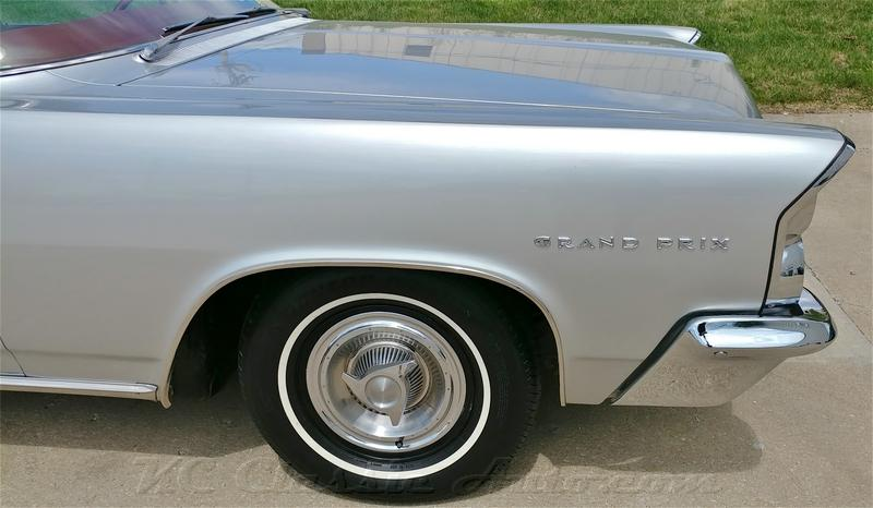 1963 Pontiac Grand Prix 400 V8 Ac Restored For Sale