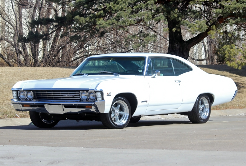 1967 CHEVROLET Impala SS Numbers Matching Big Block 4spd for sale