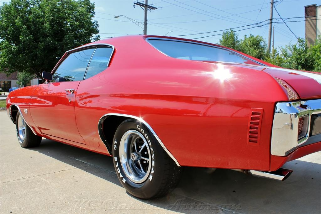 1970 Chevrolet Chevelle Ss For Sale Muscle Cars