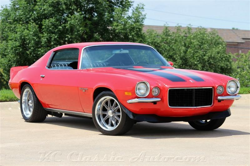 1971 Chevrolet Camaro Pending Deal For Sale Muscle