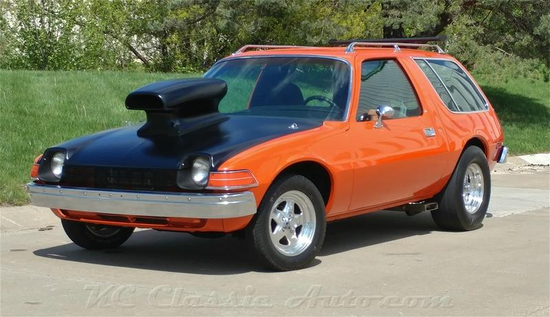 1977 Amc Pacer 351 Winsor V8 Pro Street For Sale Muscle Cars